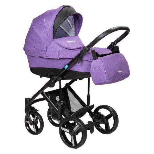 Купить Универсальная коляска Mr Sandman Guardian (3 в 1) 01 фиолетовый, Коляски