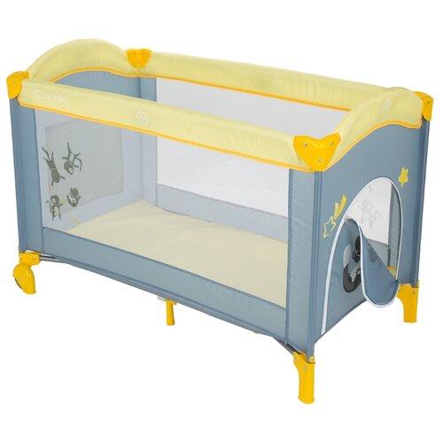 Манеж-кровать Capella Sweet Time B cosmocats манеж кровать joie kubbie sleep foggy gray
