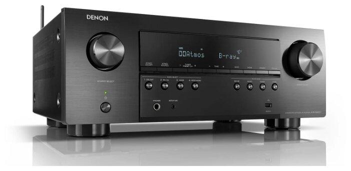 AV-ресивер Denon AVR-S960H black фото 1