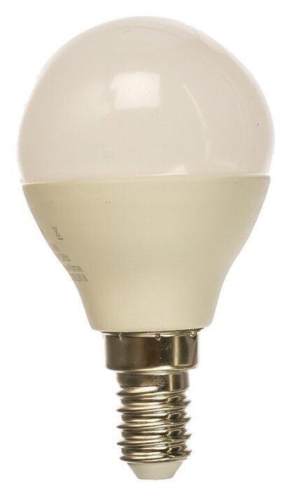 Лампа светодиодная Saffit SBG4509 55080, E14, G45, 9Вт — купить по выгодной цене на Яндекс.Маркете