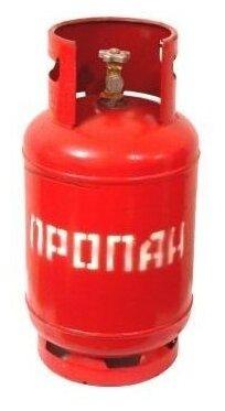 Купить Газовый баллон NOVOGAS 12 л пропановый по низкой цене с доставкой из Яндекс.Маркета (бывший Беру)