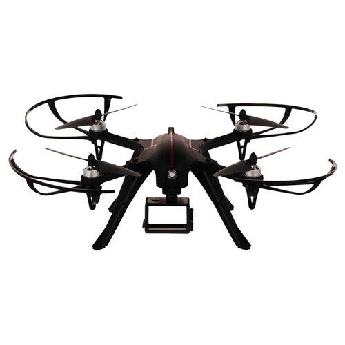 Квадрокоптер R-Wings RWA320 черный радиоуправляемый квадрокоптер r wings ultra hd 4k r wings rwa321
