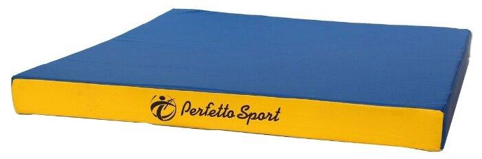 Спортивный мат 1000х1000х100 мм Perfetto Sport № 2