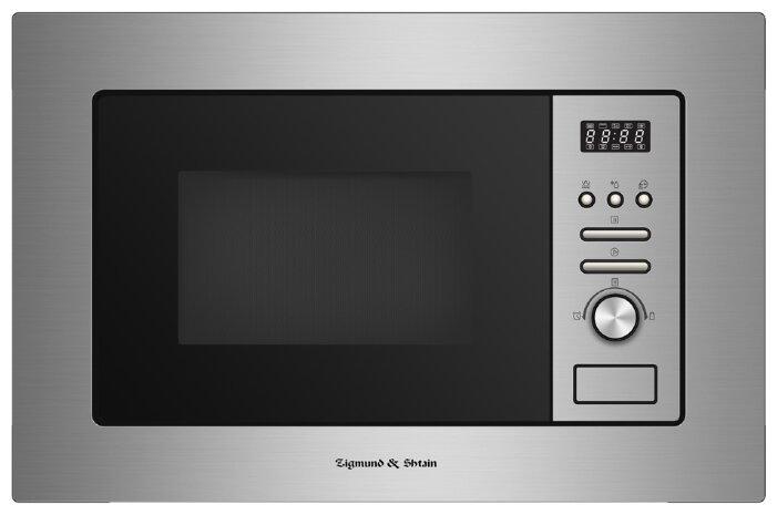 Купить Микроволновая печь встраиваемая Zigmund & Shtain BMO 16.202 S по низкой цене с доставкой из Яндекс.Маркета (бывший Беру)