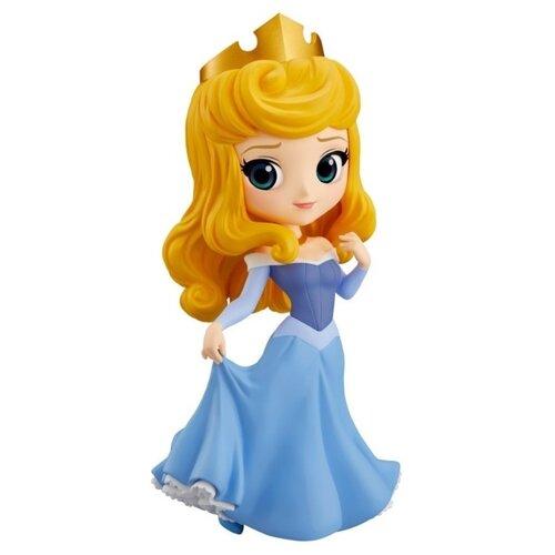 Фигурка Q Posket : Princess Aurora (Принцесса Аврора в голубом платье) 35560, Bandai, Игровые наборы и фигурки  - купить со скидкой