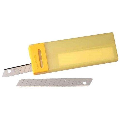 Набор сменных лезвий OLFA OL-AB-10B (10 шт.) набор сменных лезвий olfa ol lb 10b 10 шт