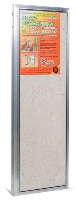 Ревизионный люк Евроформат АТР 30-90 настенный под плитку ПРАКТИКА