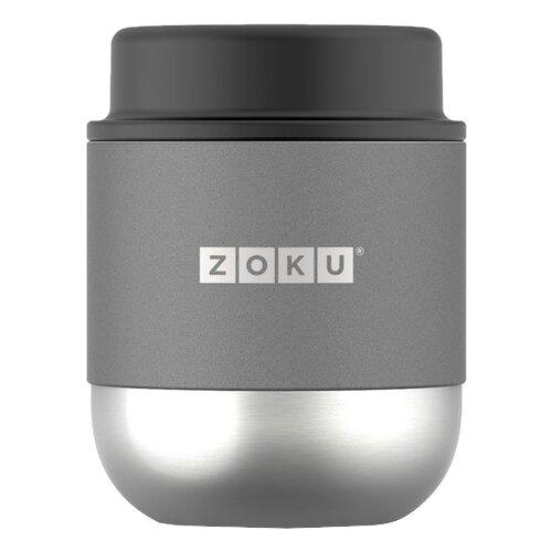 Термос для еды ZOKU ZK305, 0.3 л нержавеющая сталь
