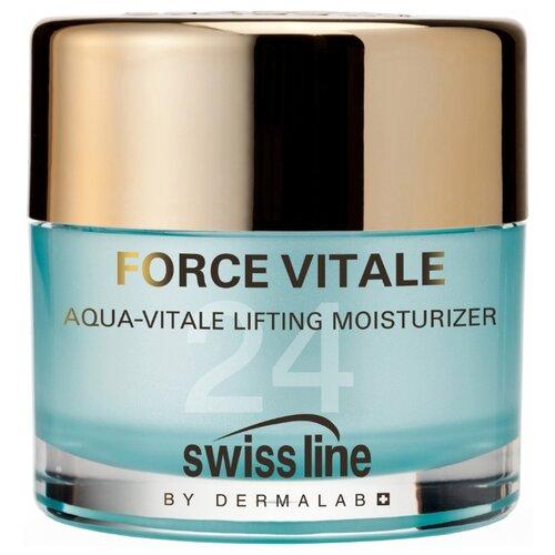 Крем Swiss Line Force Vitale Aqua Vitale Lifting Moisturizer, 50 мл swiss line force vitale мягкий гель эксфолиант