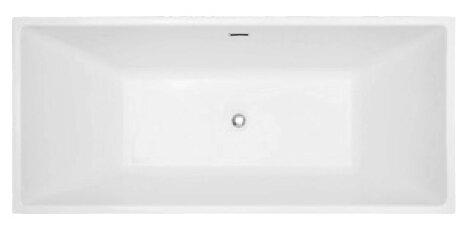 Ванна отдельностоящая Abber AB9224-1.6 160х80 акрил — купить по выгодной цене на Яндекс.Маркете