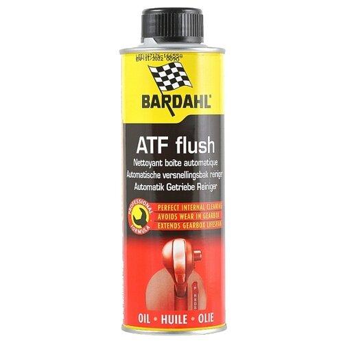 Bardahl ATF Flush 0.3 л bardahl treatment essense benzine additief 0 475 л
