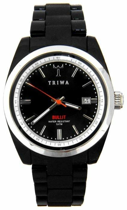 Наручные часы TRIWA Black Bullit