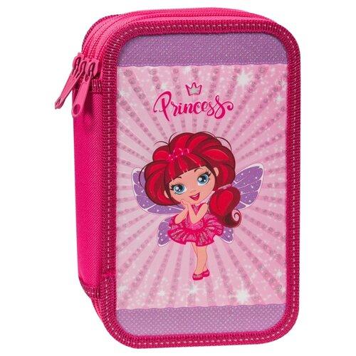 Купить ArtSpace Пенал Принцесса (61П25_3_23125) розовый, Пеналы