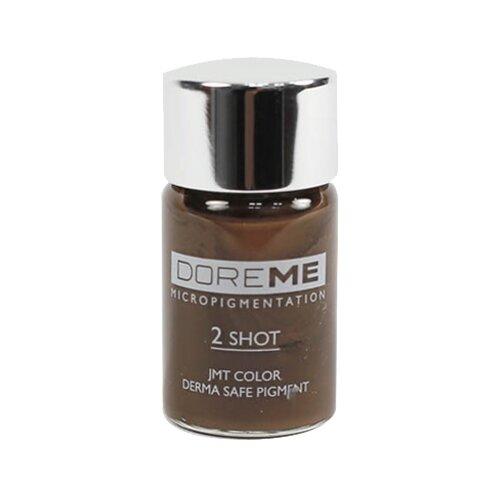 Пигмент для микропигментирования Doreme 2 Shot, 15 мл. 824 Light Ash недорого