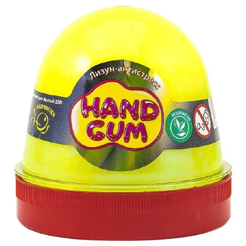 Лизун Mr.Boo! Hand gum желтый