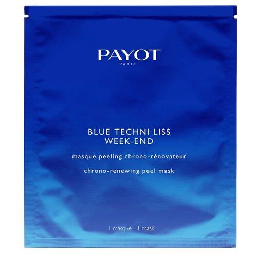 Payot Пилинг-маска для лица Blue Techni Liss Week-End 19 мл недорого