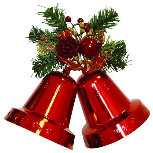 Елочная игрушка SNOWHOUSE BL1-D12, красный по цене 546