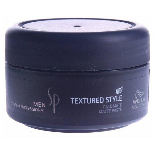 Wella Паста SP Men Textured Style, слабая фиксация, 75 мл