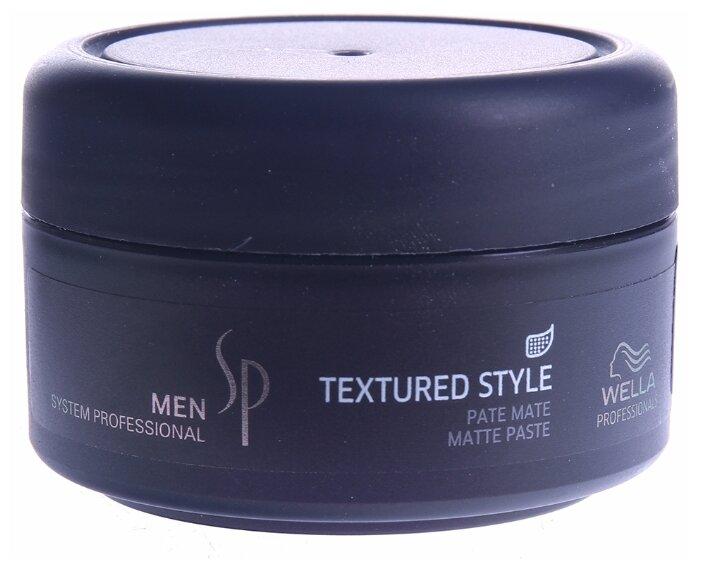 Wella Паста SP Men Textured Style, слабая фиксация
