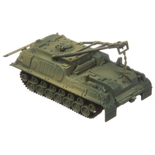 Фото - Сборная модель BONDIBON Танк №10 ВВ2962 1:72 сборная модель bondibon танк 16 вв2968 1 72