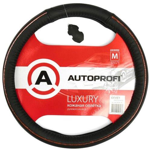 цена на Оплетка/чехол AUTOPROFI AP-1080 (M) черный