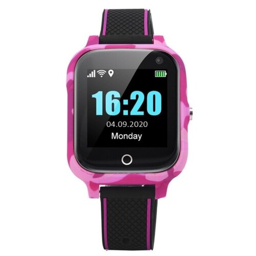 Часы с термометром Smart Baby Watch FA27T розовый
