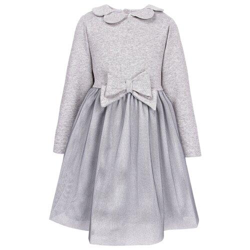 Платье Aletta размер 86, серый