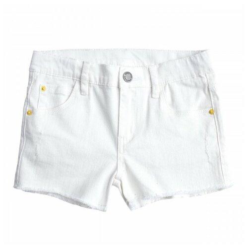 Шорты playToday Диско-Радуга 182154 размер 116, белый шорты playtoday размер 116