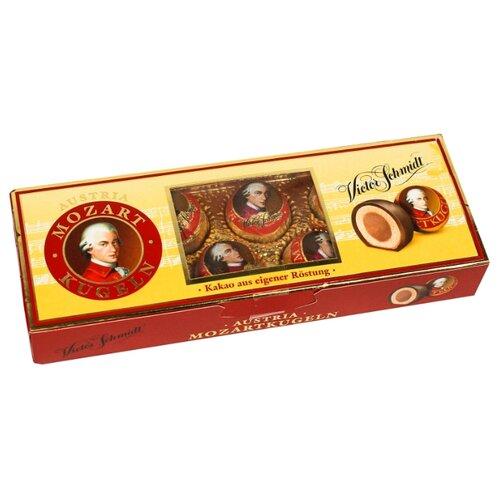 набор конфет reber mozart kugeln luxury tin 480 г Набор конфет Victor Schmidt Mozart Kugeln 132 г