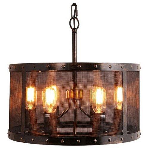 Светильник Omnilux OML-92503-06, E27, 360 Вт светильник omnilux oml 801 oml 80107 03