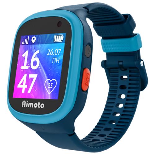 Детские умные часы c GPS Aimoto Ocean синий