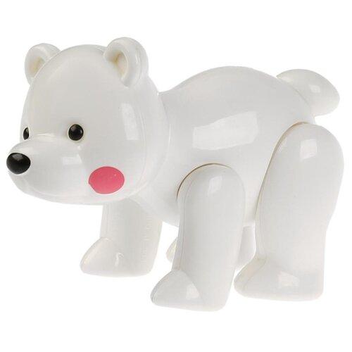 Купить Развивающая игрушка Умка Медведь (S142) белый, Развивающие игрушки