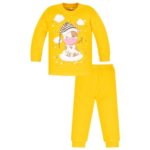 Пижама Утенок размер 122, желтый по цене 600