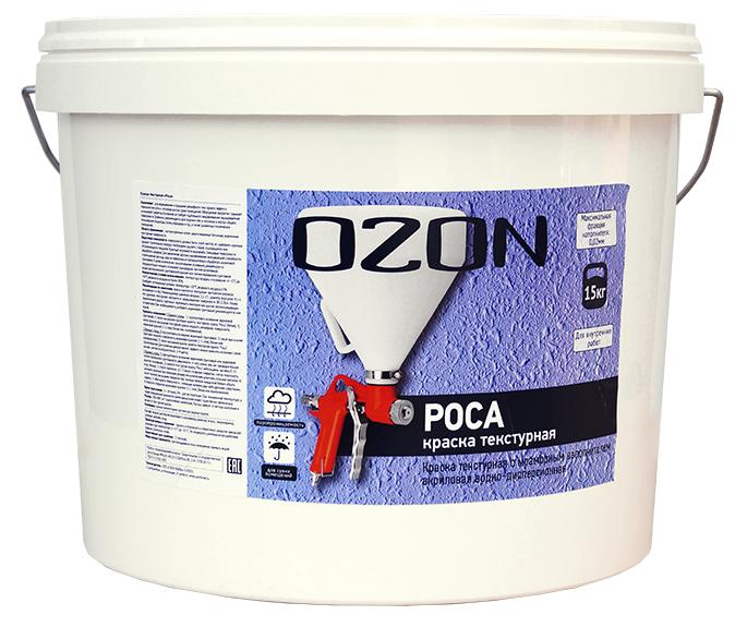 Декоративное покрытие OZON РОСА