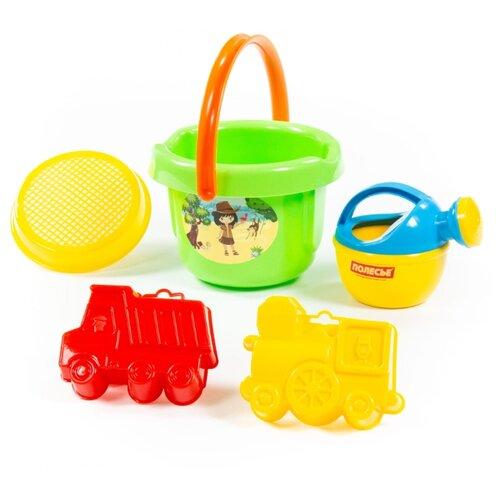 Купить Набор Полесье №232 4429, разноцветный, Наборы в песочницу