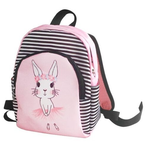 Mary Poppins рюкзак Зайка, розовый/черный