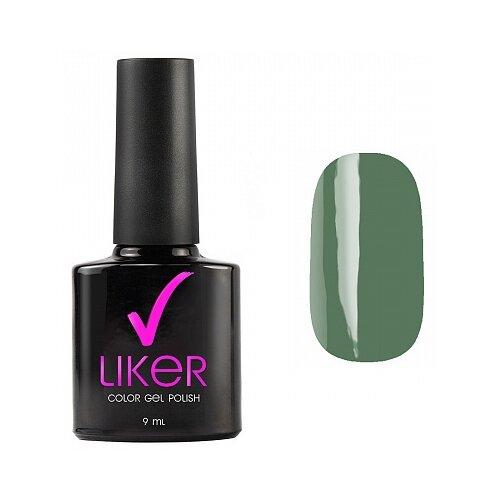 Купить Гель-лак для ногтей Runail Professional Liker, 9 мл, 4592