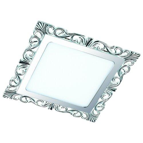 цена на Встраиваемый светильник Novotech Peili 357282