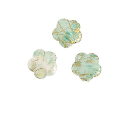 Купить Бусины пластиковые, 50 штук, 17 мм, цвет: 6-34 (арт. 2317), Astra & Craft, Фурнитура для украшений