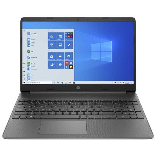 Ноутбук HP 15s-eq1022ur (AMD Ryzen 3 3250U 2600MHz/15.6 /1920x1080/4GB/256GB SSD/DVD нет/AMD Radeon R3/Wi-Fi/Bluetooth/Windows 10 Home) 103V0EA chalkboard  - купить со скидкой