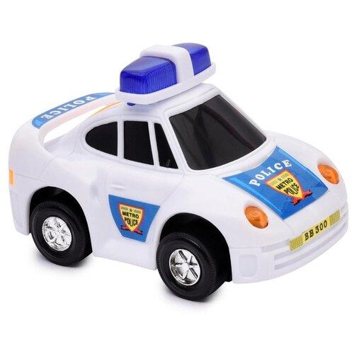Купить Легковой автомобиль Dickie Toys Служба спасения (3341008-2) 12 см синий, Машинки и техника