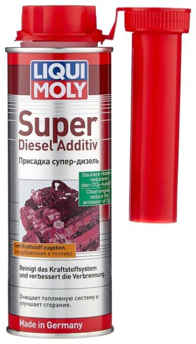 Присадка супер-дизель Liqui Moly 1991