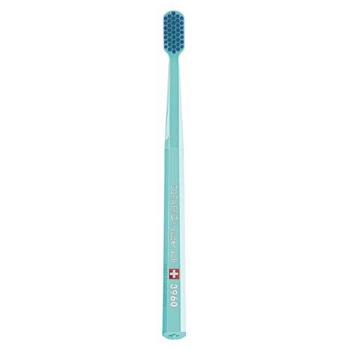 Зубная щетка Curaprox CS 3960 super soft, светло-голубой
