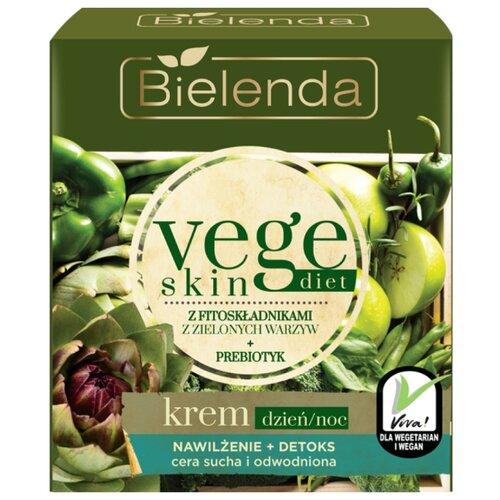 Фото - Bielenda Vege skin diet Крем для сухой и чувствительной кожи лица, 50 мл bielenda bikini кокосовое