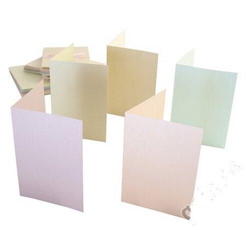 Набор заготовок для открыток с конвертами формат А6 50 шт DOCRAFTS, формат А6 50 шт* ANT1511010