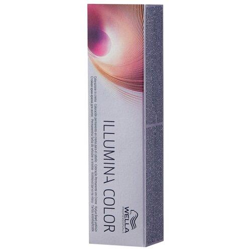 цена Wella Professionals Illumina Color стойкая крем-краска для волос, 60 мл, 5/81 светло-коричневый жемчужно-пепельный онлайн в 2017 году