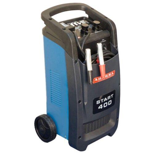 Пуско-зарядное устройство Aurora START 400 синий пуско зарядное устройство elitech упз 400 240