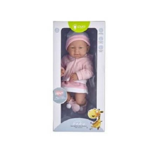 Пупс JUNFA toys Pure Baby, 35см, WJ-B9969 пупс junfa toys baby so lovely 1911 3
