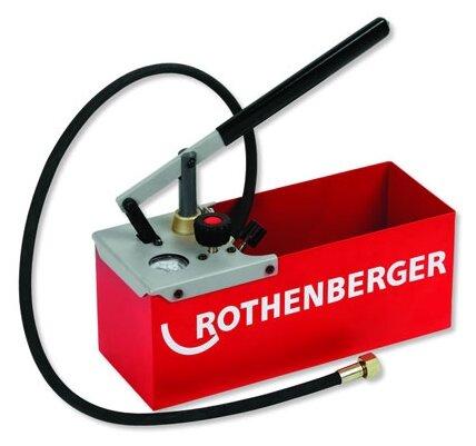 Опрессовочный насос Rothenberger ТР 25