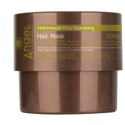 Фото - Angel Provence Маска для волос и кожи головы питательная Бессмертник, 300 мл provence beige 167